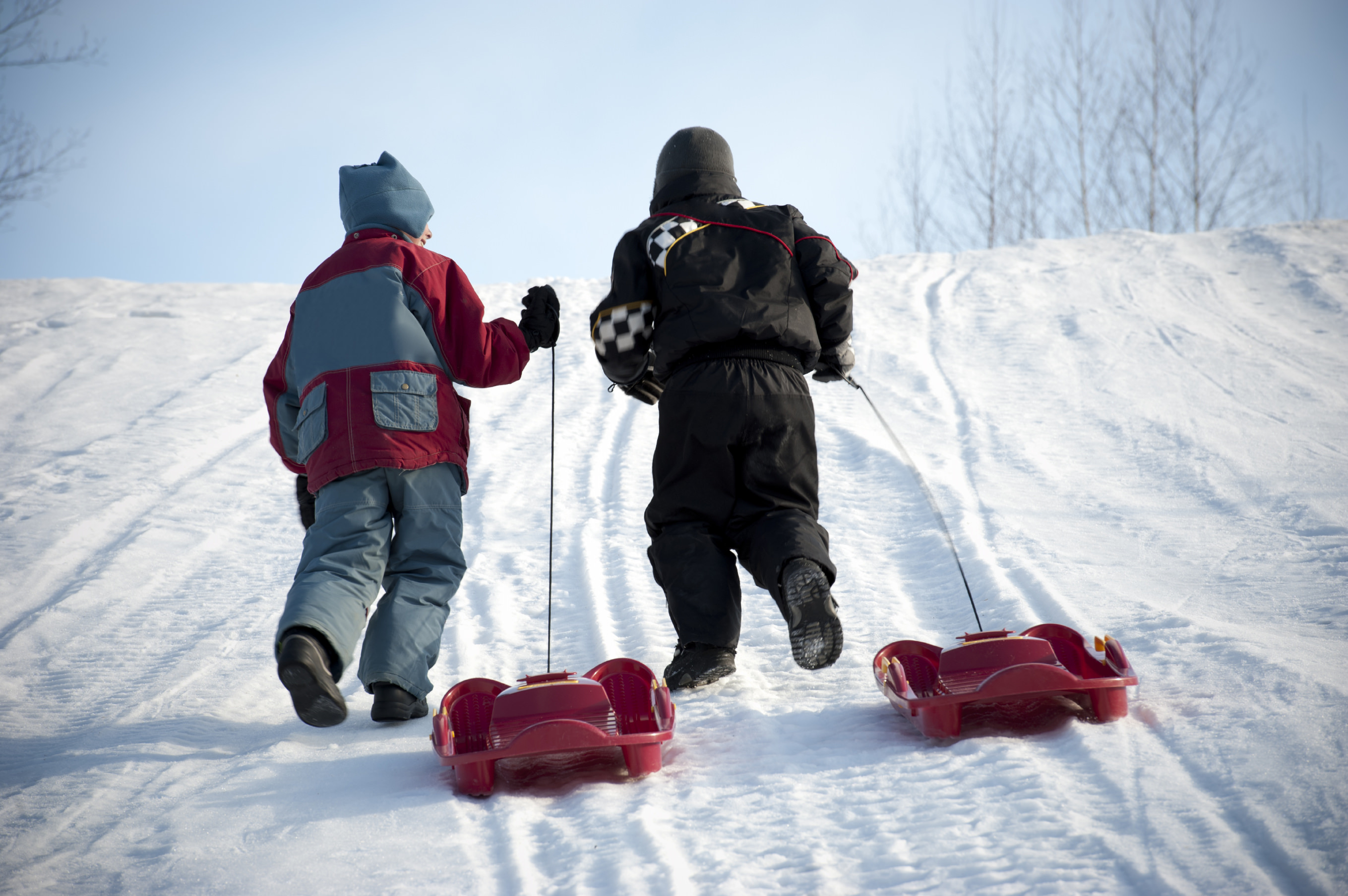 Sledding Is Not Child S Play Anymore Public Agencies